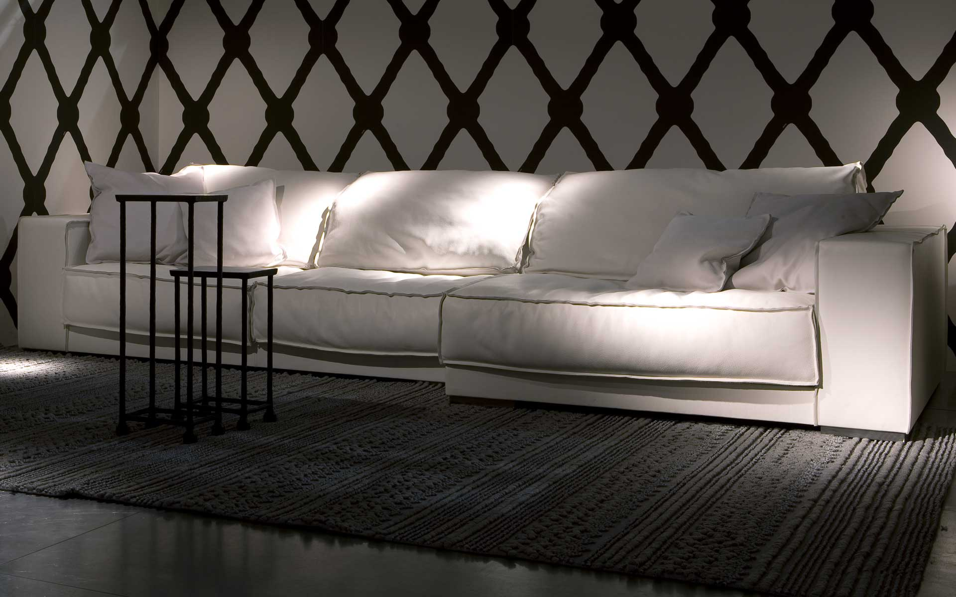 BUDAPEST SOFT BAXTER Design Paola Navone