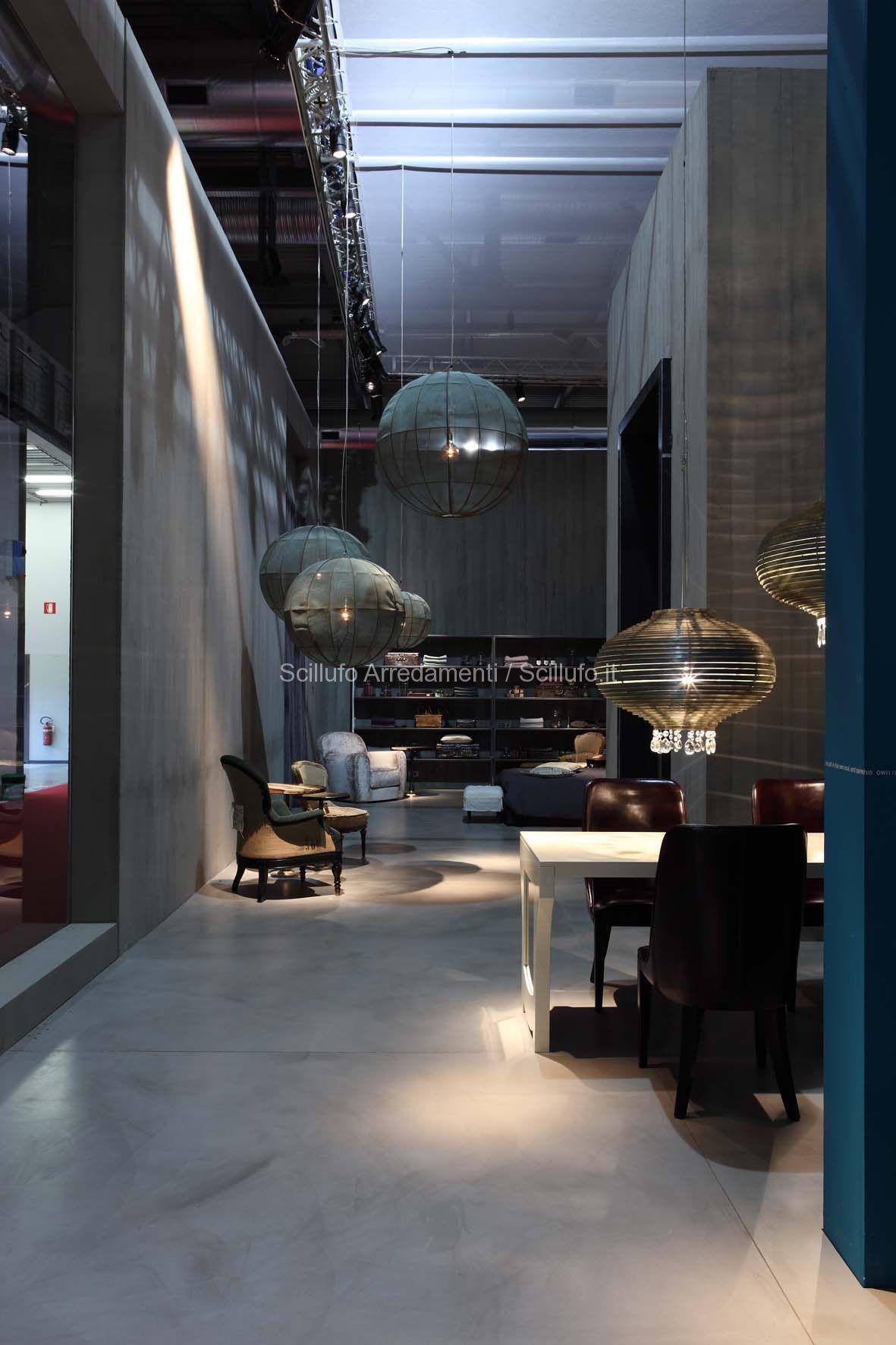Baxter salone 2012 milano blu paola navone for Salone del mobile palermo