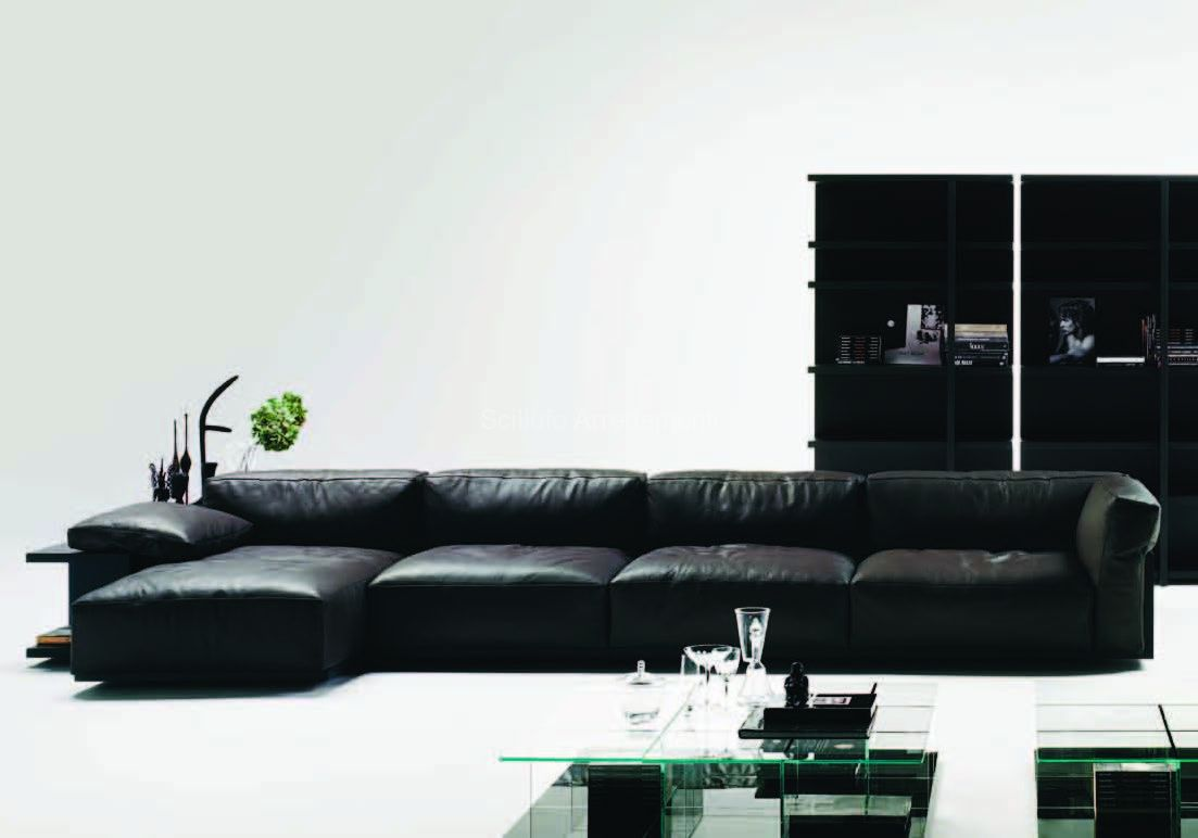 Divani Baxter Scontati: Cassina divani outlet black ...