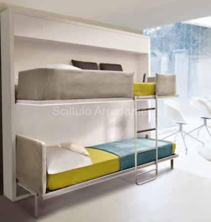 Clei living night system scillufo arredamenti palermo for Clei arredamenti