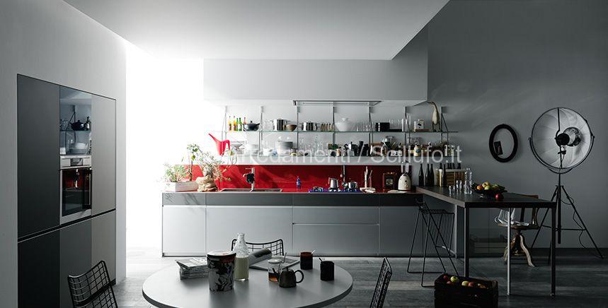 Demode rivenditore autorizzato demode cucine scillufo arredamenti - Cucine artigianali palermo ...