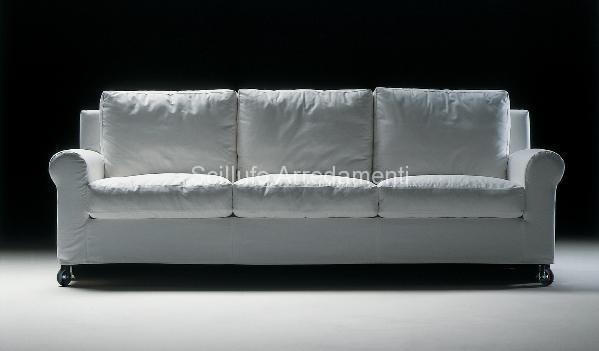 Letti flexform nuova collezione divani scillufo - Flexform divani letto ...