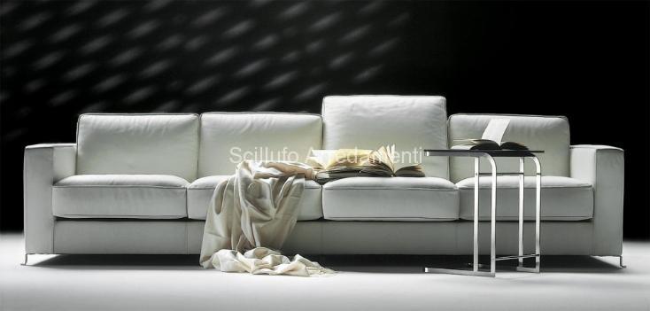 Letti flexform nuova collezione divani scillufo for Flexform divani outlet