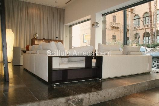 Letti flexform nuova collezione divani scillufo for Antonio citterio architetto