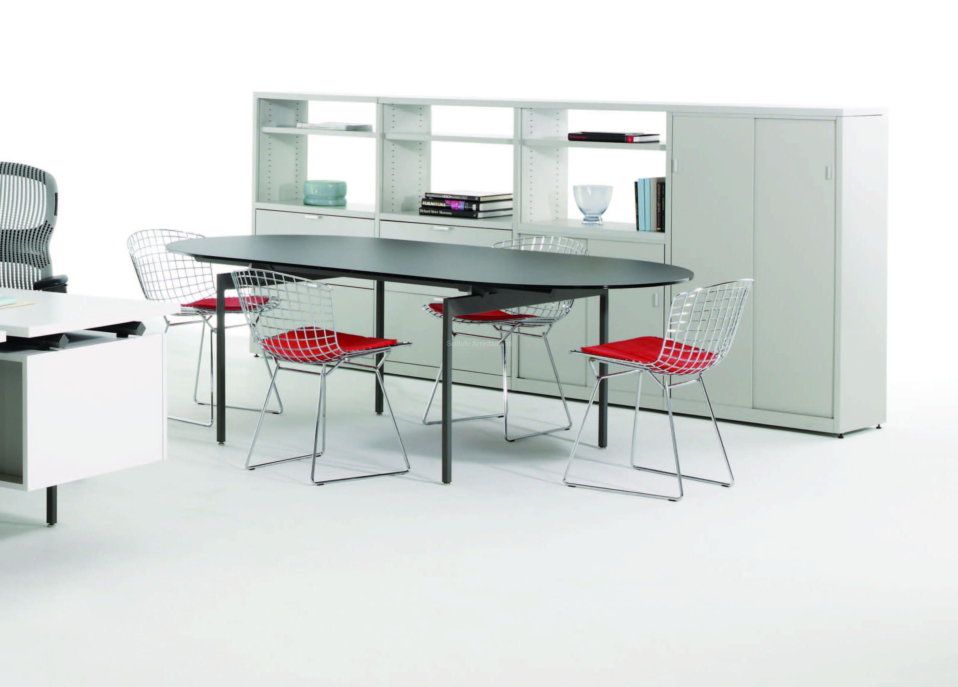 knoll office contract scillufo arredamenti palermo knoll palermo. Black Bedroom Furniture Sets. Home Design Ideas