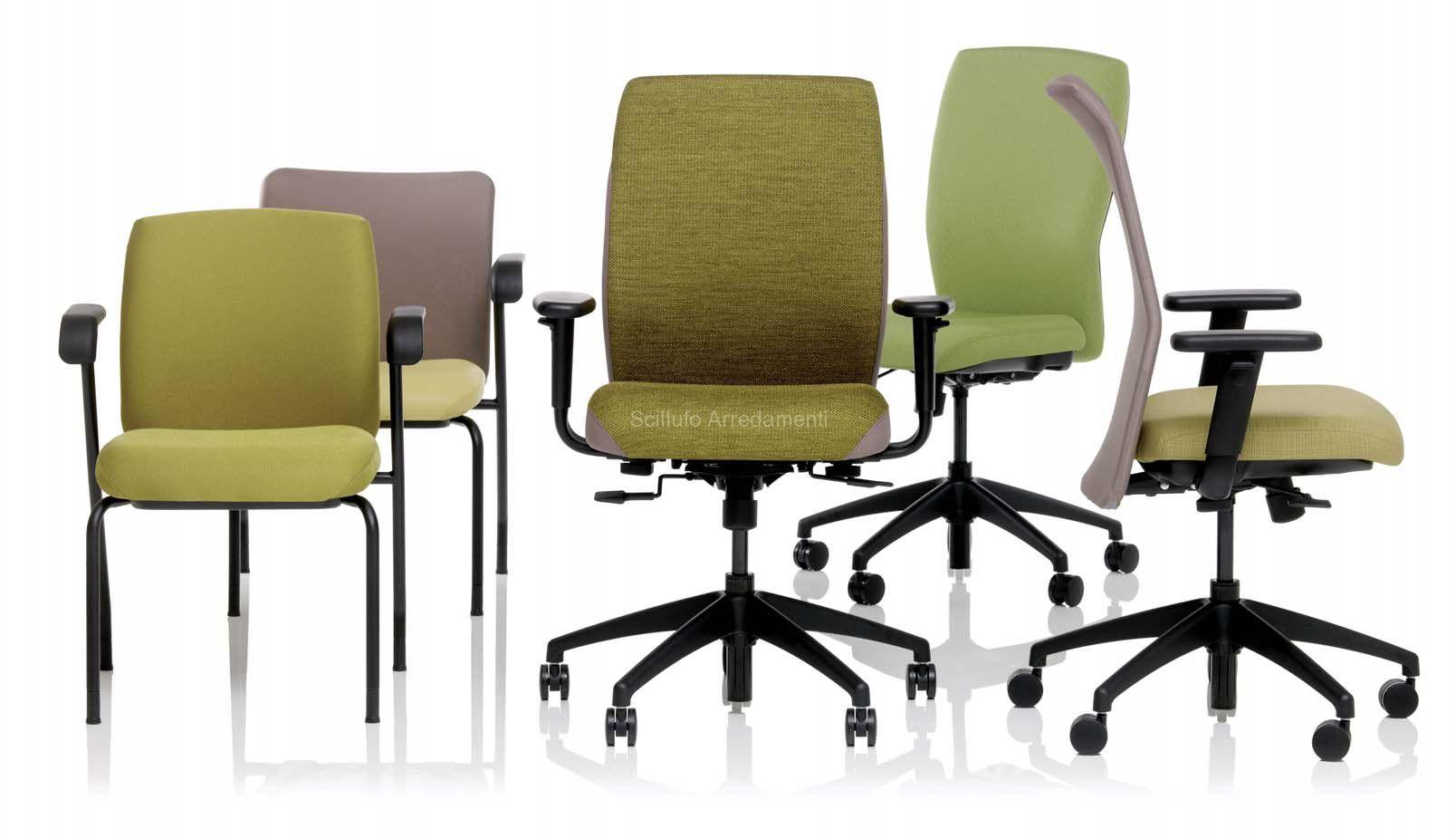 knoll office sedute scillufo arredamenti palermo. Black Bedroom Furniture Sets. Home Design Ideas