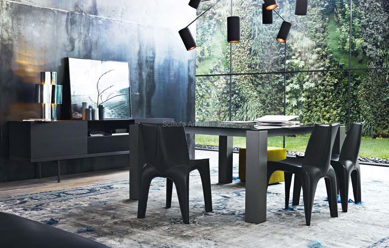 Poliform tavoli sedie for Arredamenti poliform