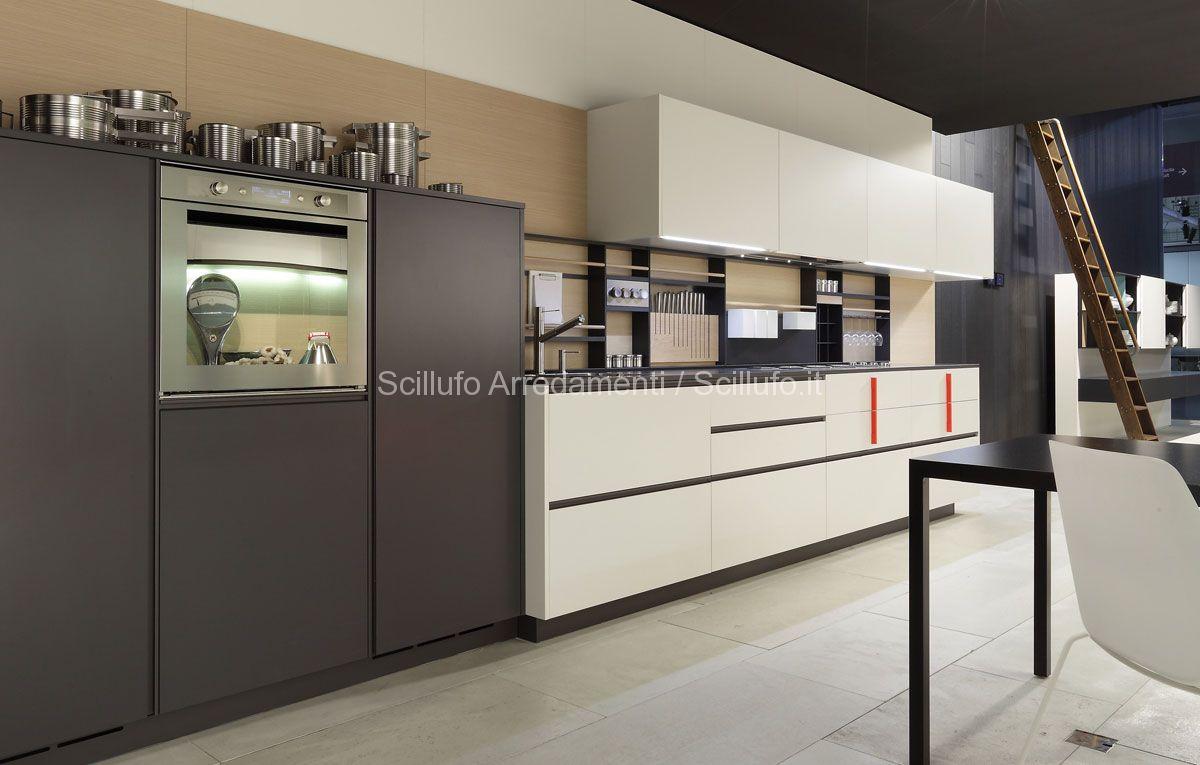 Varenna cucine ad eurocucina 2012 - Cucine fascia alta ...