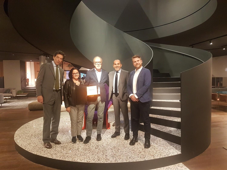 Scillufo Arredamenti cassina best italian dealer 2017