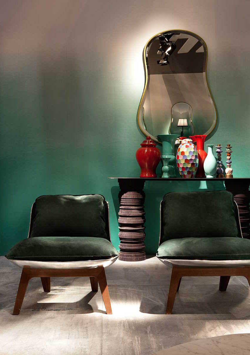 Baxter at maison objet 2013 paris for Baxter arredamenti