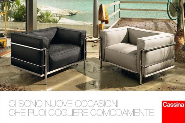 cassina lc outdoor palermo 2012
