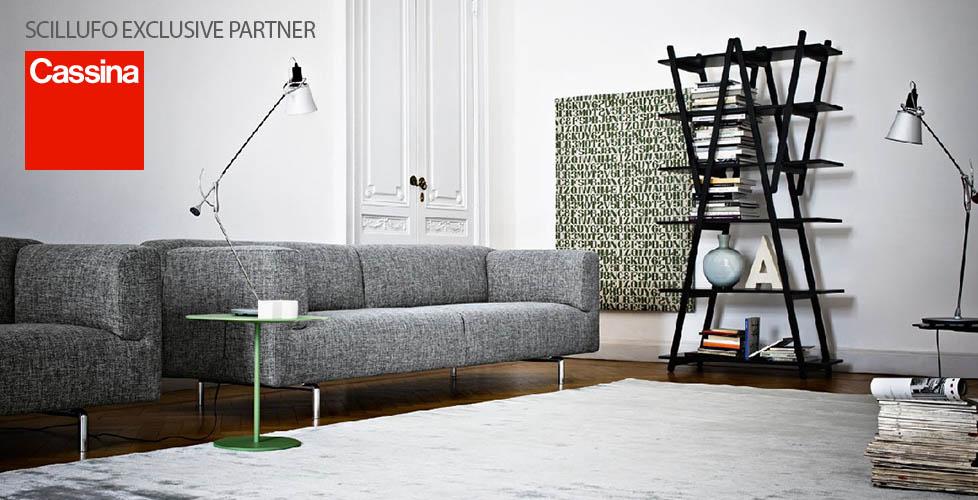 Cassina palermo scillufo arredamenti exclusive partner for Le corbusier mobili