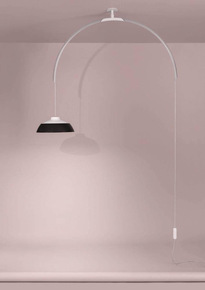 Scillufo presenta in esclusiva re lighting flos gino for Gino sarfatti flos