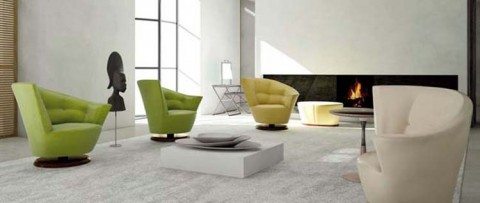 Divani palermo flexform baxter giorgetti cassina poliform for Outlet poltrone design