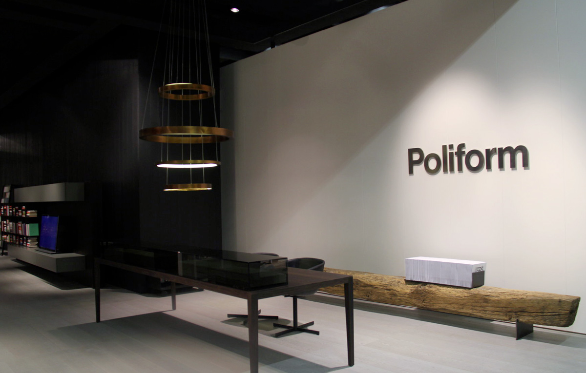 poliform a imm cologne 2013. Black Bedroom Furniture Sets. Home Design Ideas