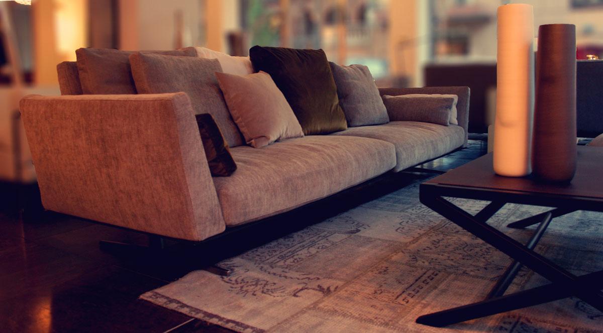 Flexform palermo anteprime salone 2013 for Adile arredamenti palermo