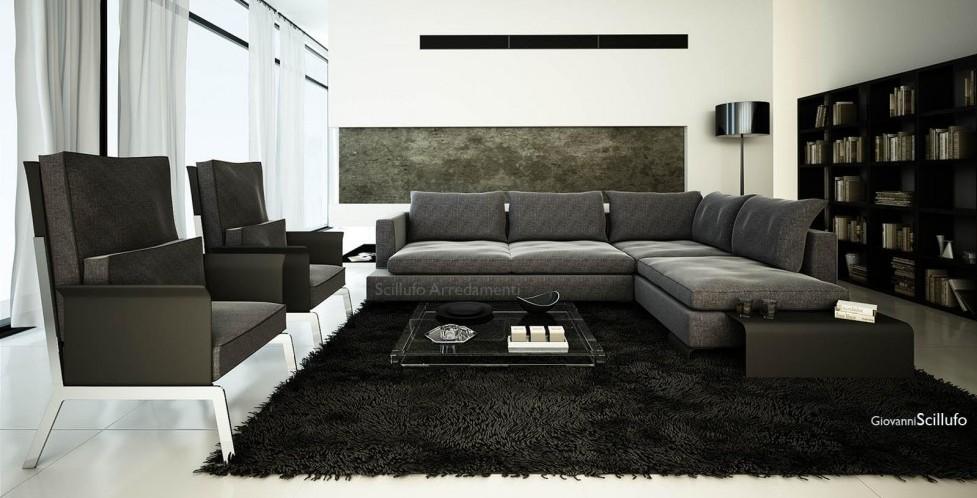 Progettazione renders 3d scillufo arredamenti palermo for Prezioso arredamenti