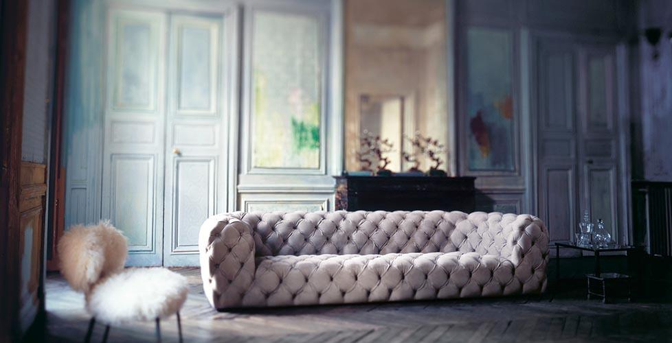 Baxter Chester Moon - Design Paola Navone - Baxter Divani Palermo